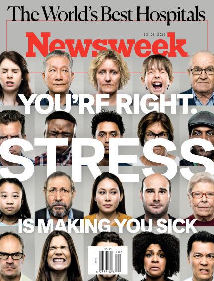 Newsweek US February 28, 2020 00:00