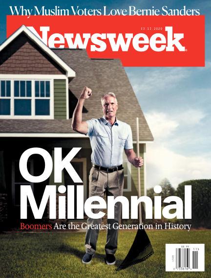 Newsweek US March 06, 2020 00:00