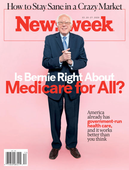 Newsweek US March 13, 2020 00:00