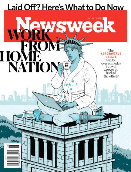 Newsweek US April 03, 2020 00:00