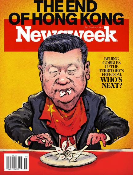 Newsweek US June 12, 2020 00:00