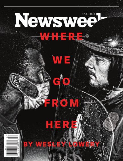Newsweek US June 26, 2020 00:00