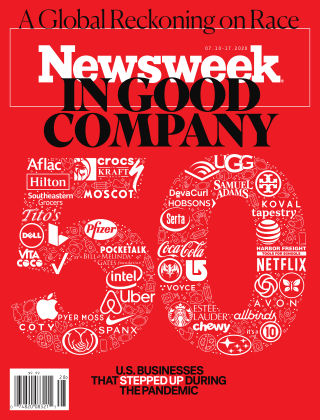 Newsweek US July 17th 2020