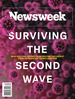 Newsweek US July 24th 2020