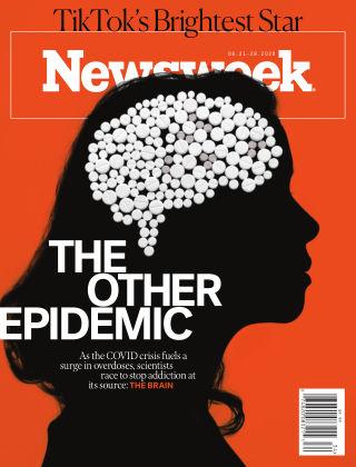 Newsweek US August 21st 2020