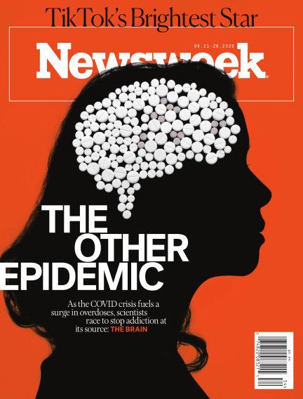 Newsweek US August 14, 2020 00:00