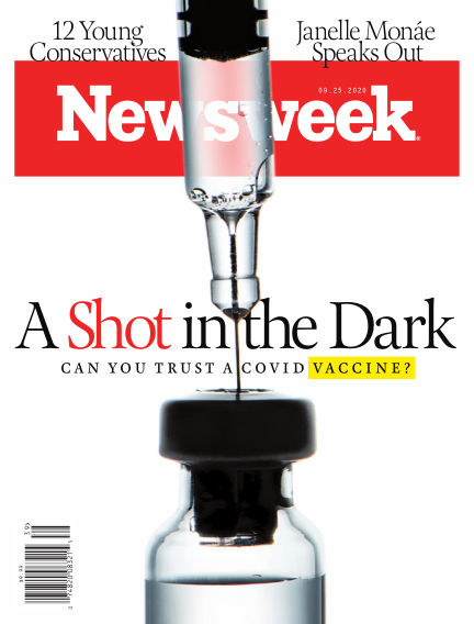 Newsweek US September 18, 2020 00:00