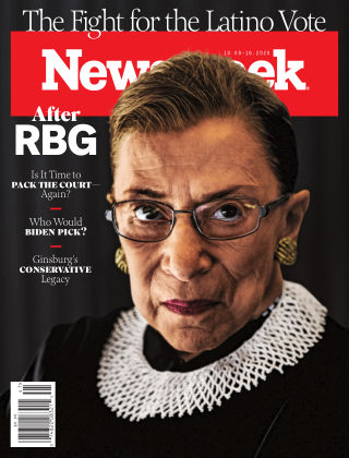Newsweek US October 16th 2020