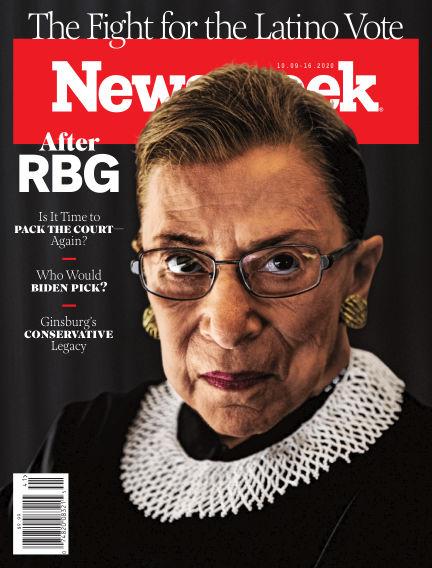 Newsweek US October 02, 2020 00:00