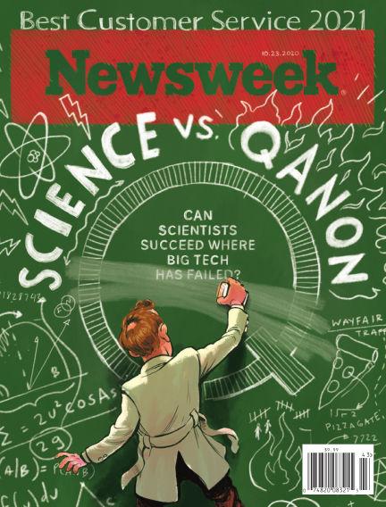 Newsweek US October 16, 2020 00:00