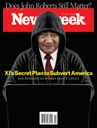 Newsweek US November 13th 2020