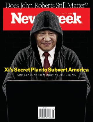 Newsweek US November 13th 2020