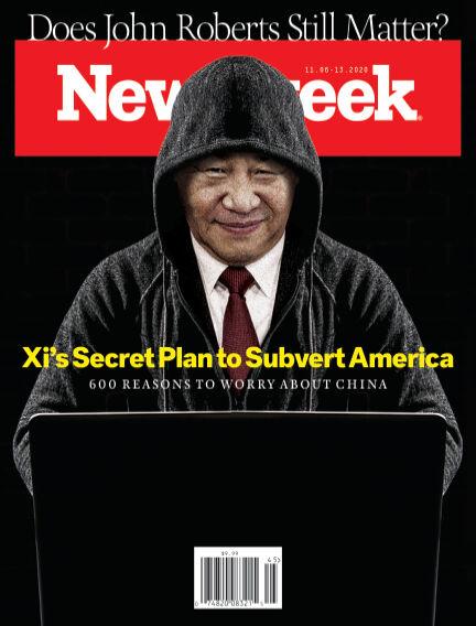 Newsweek US October 30, 2020 00:00