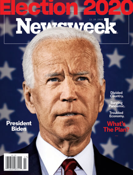 Newsweek US November 13, 2020 00:00