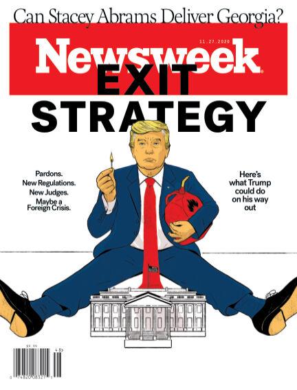Newsweek US November 20, 2020 00:00