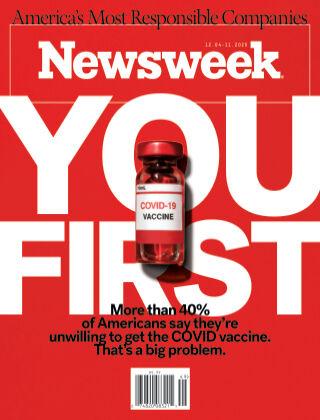 Newsweek US December 11th 2020