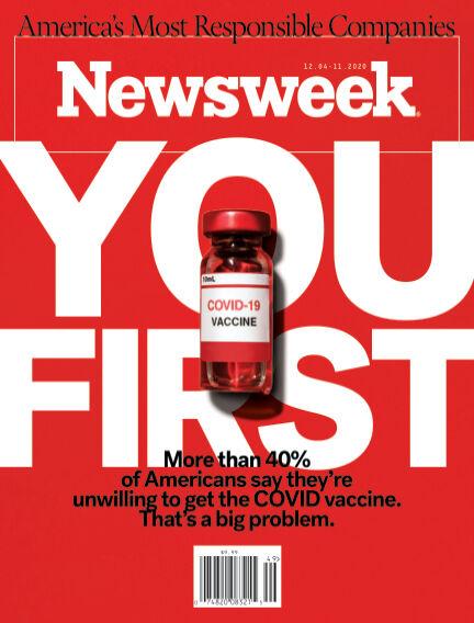 Newsweek US November 27, 2020 00:00