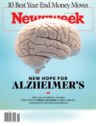 Newsweek US December 18th 2020