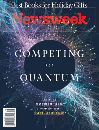 Newsweek US December 25th 2020