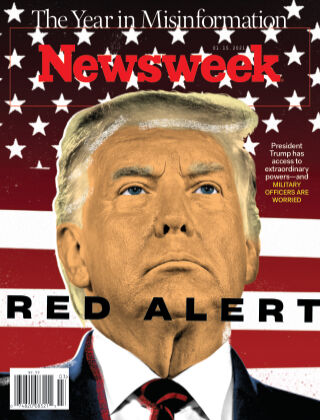 Newsweek US January 15th 2021