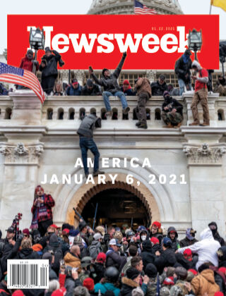 Newsweek US January 22nd 2021