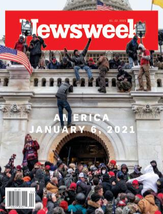 Newsweek US January 22nd 2021