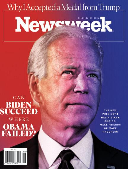 Newsweek US January 22, 2021 00:00