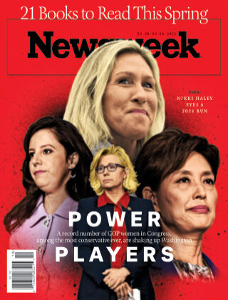 Newsweek US March 05th 2021