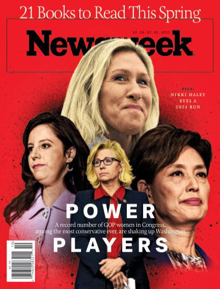 Newsweek US February 19, 2021 00:00