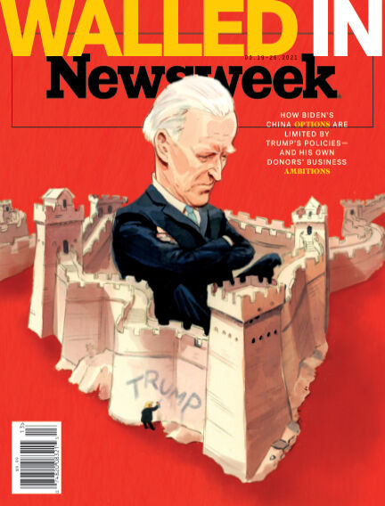 Newsweek US March 12, 2021 00:00