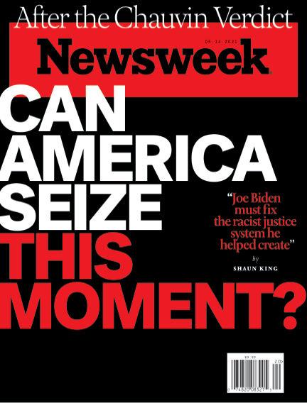 Newsweek US May 07, 2021 00:00