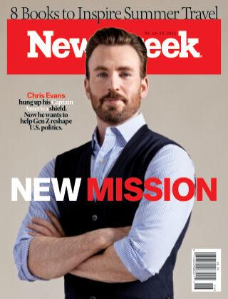 Newsweek US June 25th 2021