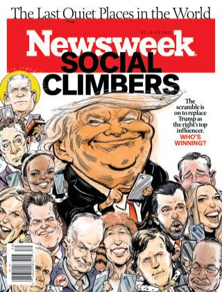 Newsweek US July 23rd 2021