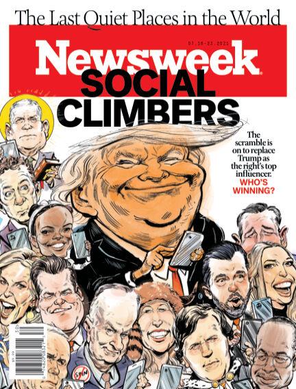 Newsweek US July 09, 2021 00:00