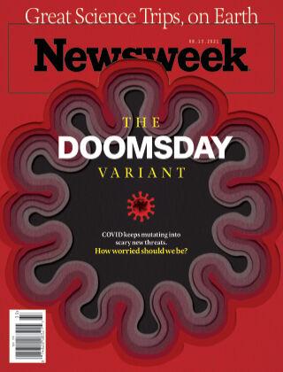 Newsweek US August 13th 2021