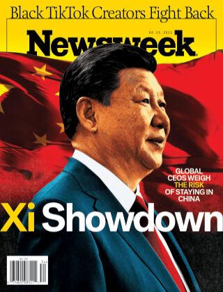Newsweek US August 20th 2021