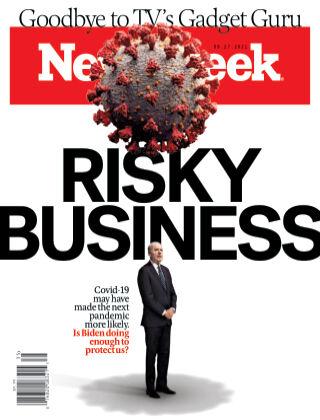 Newsweek US August 27th 2021