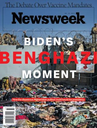 Newsweek US September 10th 2021