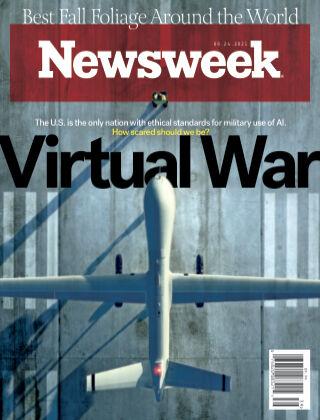 Newsweek US September 24th 2021