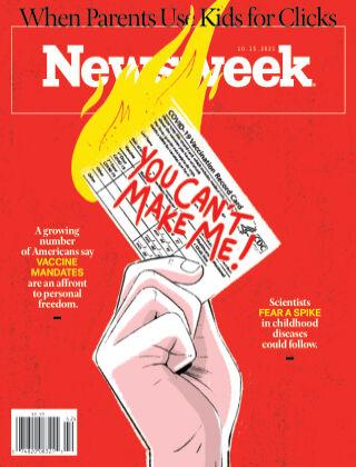 Newsweek US October 15th 2021