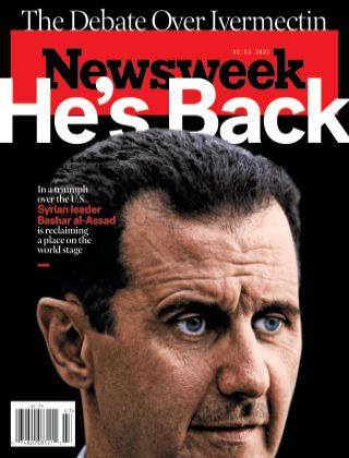 Newsweek US October 22nd 2021