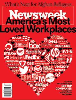 Newsweek US October 29th 2021