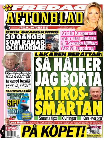 Aftonbladet October 02, 2020 00:00