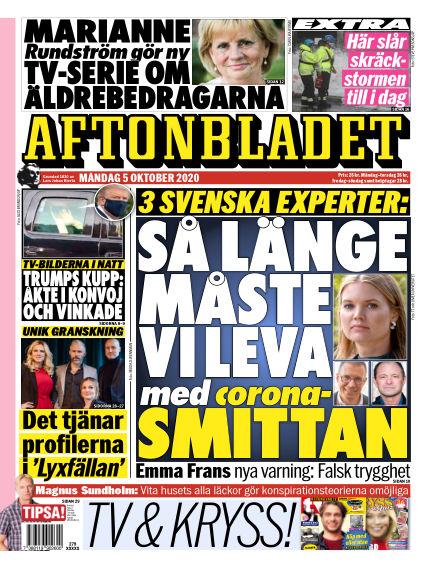Aftonbladet October 05, 2020 00:00
