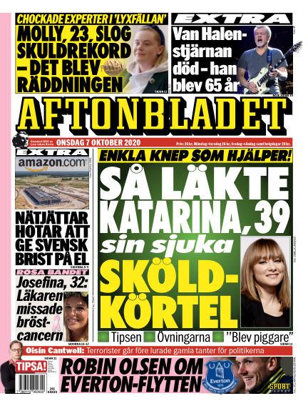Aftonbladet October 07, 2020 00:00