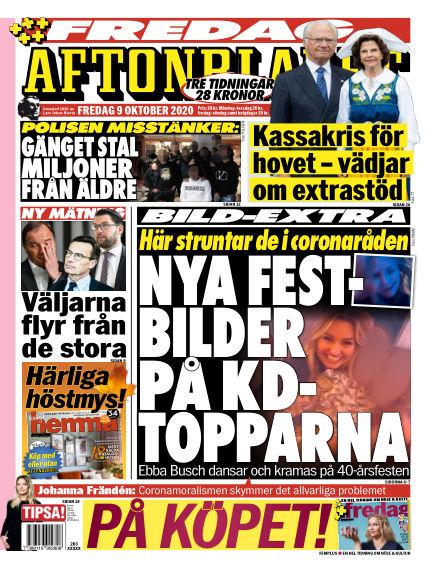 Aftonbladet October 09, 2020 00:00
