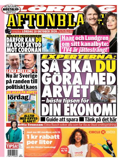 Aftonbladet October 10, 2020 00:00