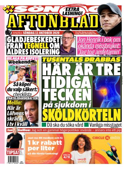 Aftonbladet October 11, 2020 00:00