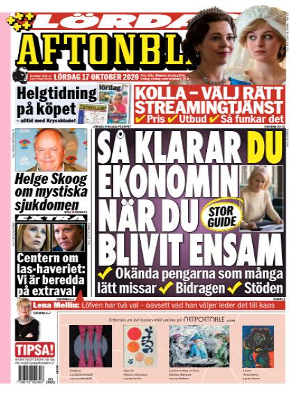 Aftonbladet October 17, 2020 00:00