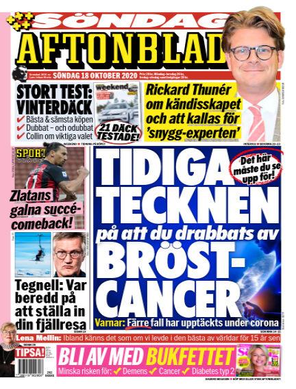 Aftonbladet October 18, 2020 00:00
